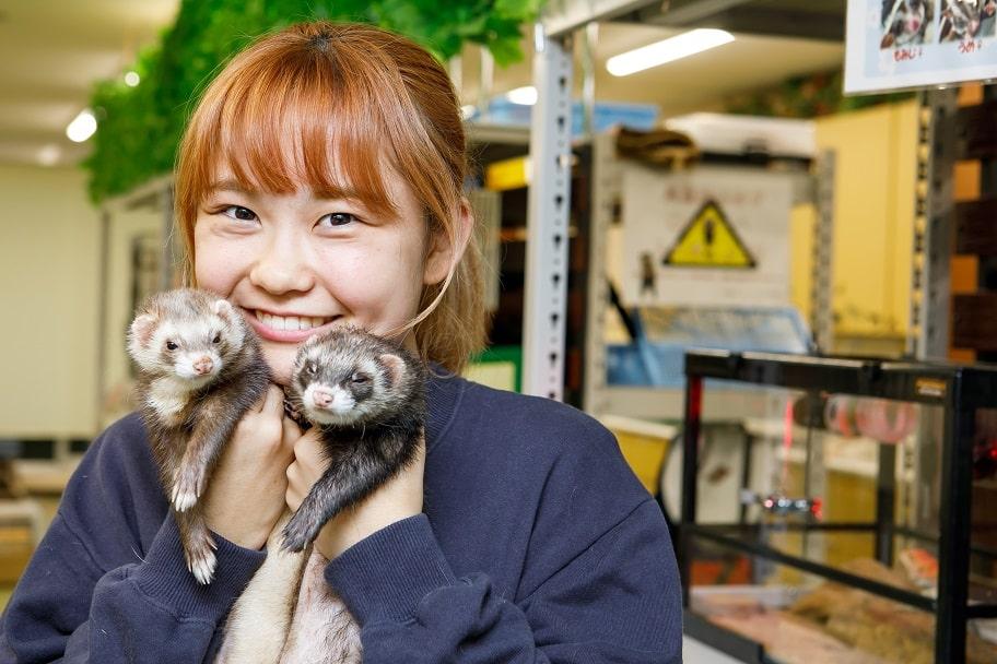 名古屋ECO動物海洋専門学校2