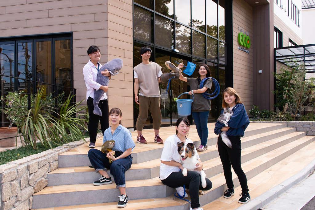 TCA東京ECO動物海洋専門学校2