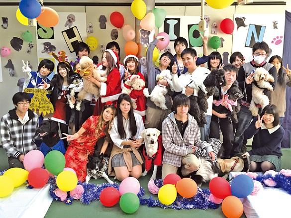 大阪動物専門学校4